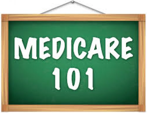 Medicare 101 With Rachelle