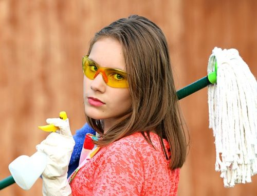 Spring Cleaning and Home Safety