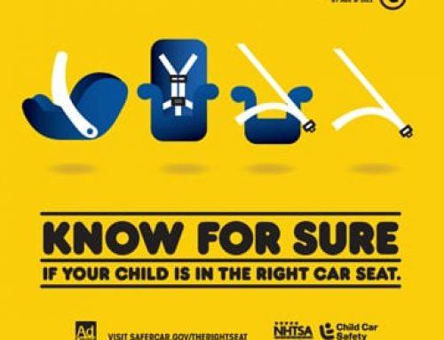 Child Passenger Safety Week 2021